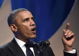 President Obama speaking
