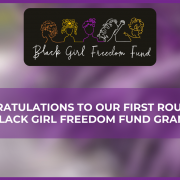 Congratulations to our first round of 2021 BGFF grantees!